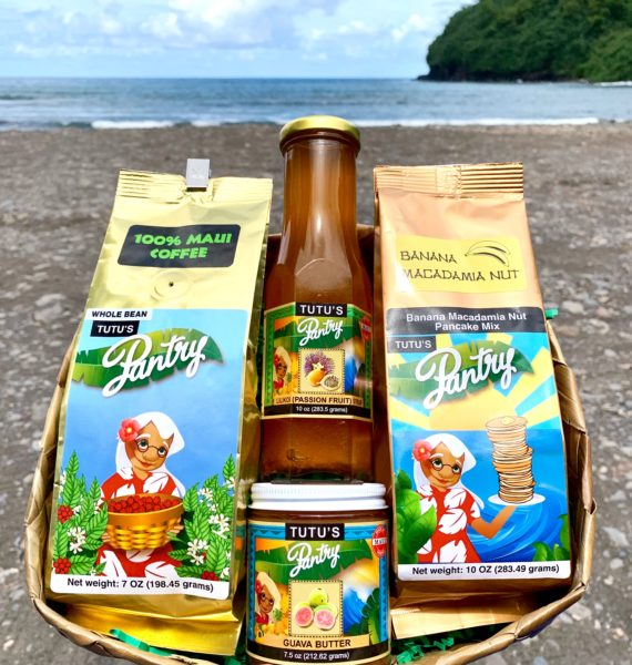 Tutu's Pantry - Maui Breakfast Gift Set - 1
