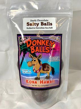 dark salty balls