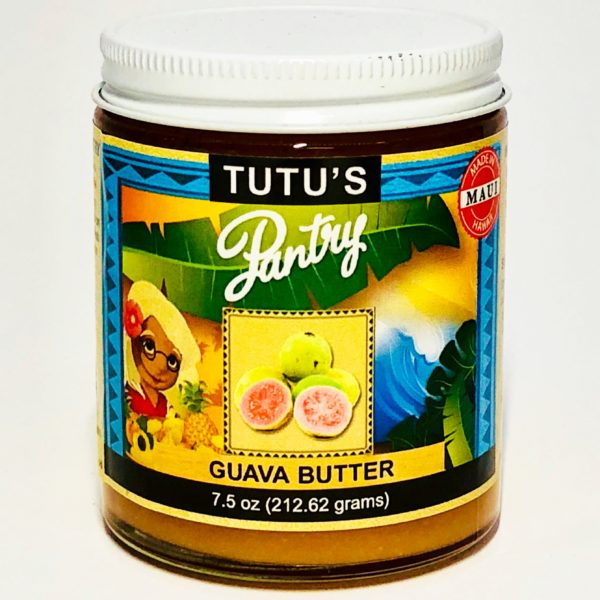 Tutu's Pantry - Guava Butter 7.5 oz - 1