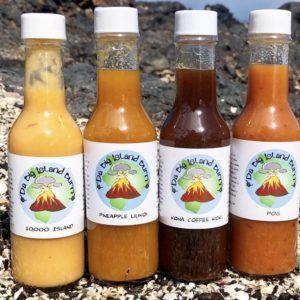 Hot Sauces, BBQ Sauces and Dressings