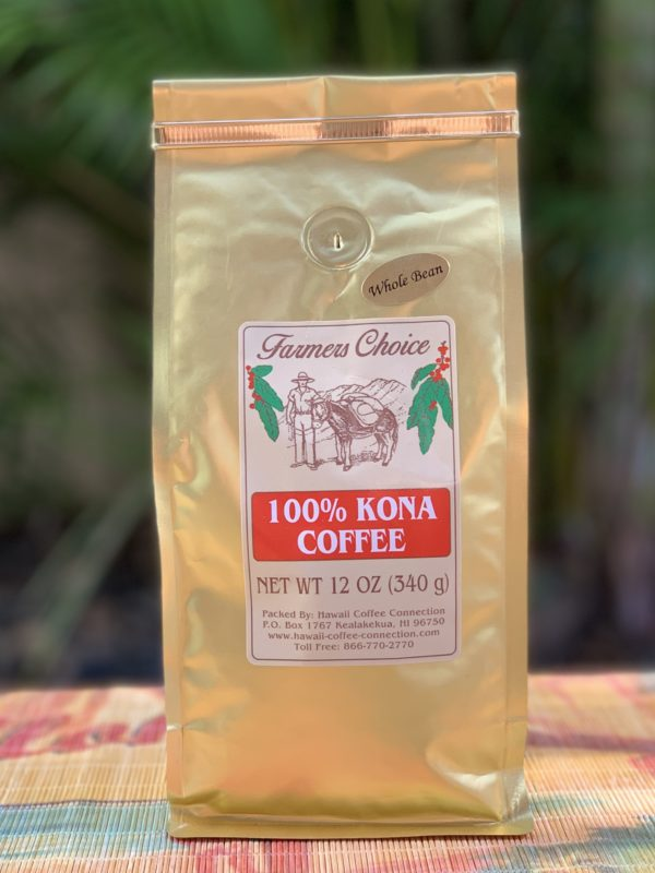 Tutu's Pantry - Kona Coffee Farmer's Choice Dark Roast Ground - 1