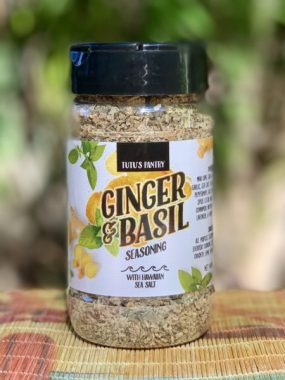 ginger basil