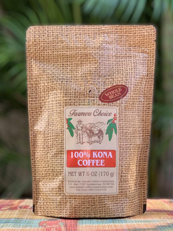 Tutu's Pantry - Kona Coffee Farmer's Choice Dark Roast Whole Bean - 2