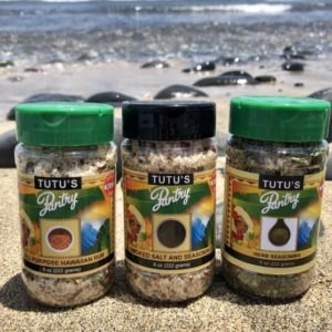 Hawaiian Sea Salts and Seasonings