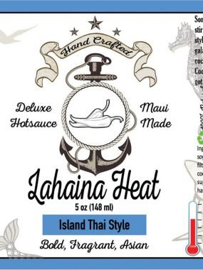 Lahaina heat island Thai