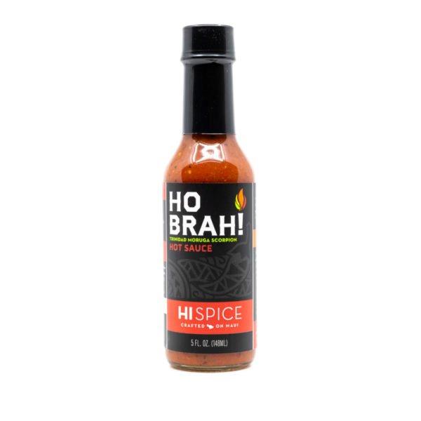 Tutu's Pantry - Hi Spice Ho Brah Scorpion Hot Sauce XXX HOT - 2