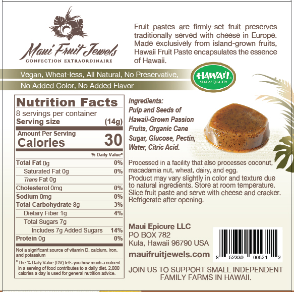 Tutu's Pantry - Passion Fruit Paste - 4