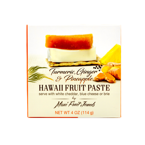 Tutu's Pantry - Turmeric Ginger and Pineapple Fruit Paste - 1