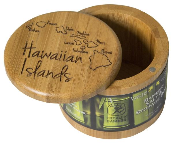 bamboo box Hawaiian islands