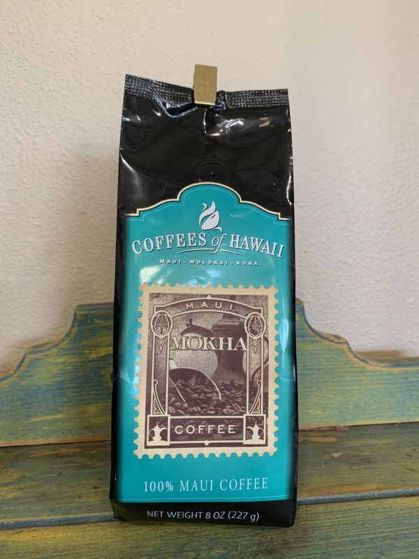 Tutu's Pantry - Coffees of Hawaii Maui Mokha Coffee - Whole Bean - 1