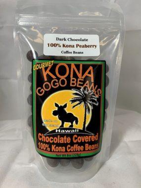 100% Kona GoGo Beans