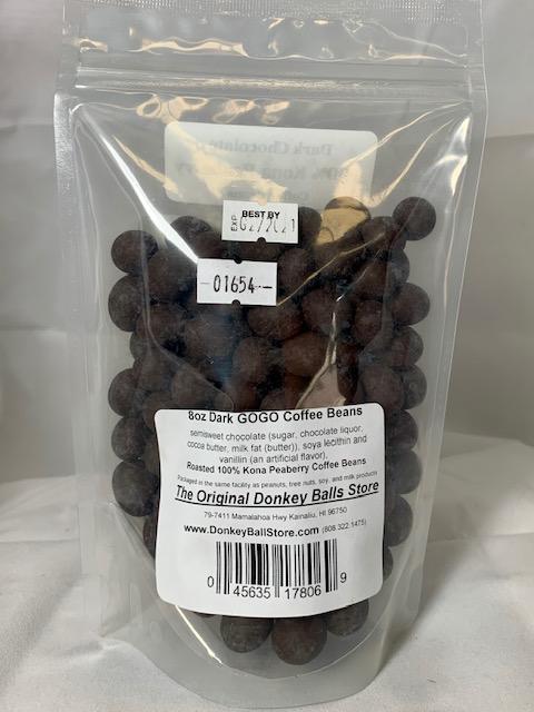 Dark Chocolate GoGo Beans