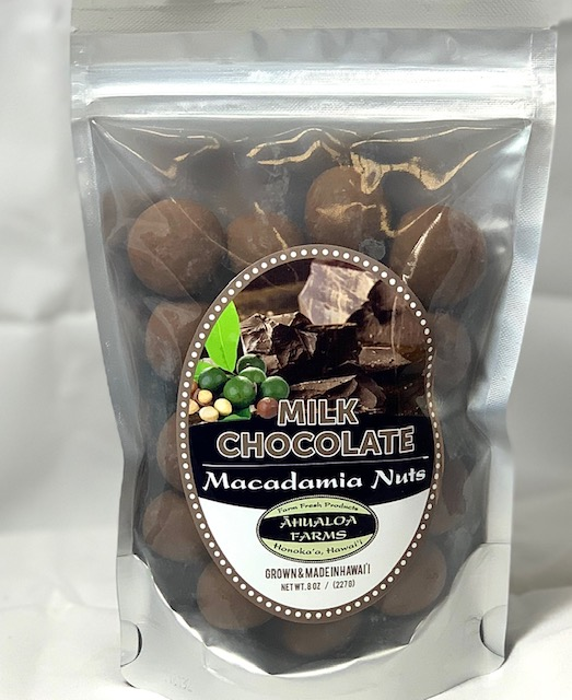 milk chocolate macadamia nuts