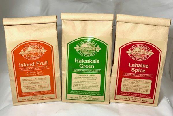 the hawaiian tea co
