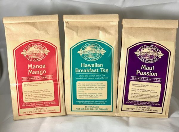 the hawaiian tea co
