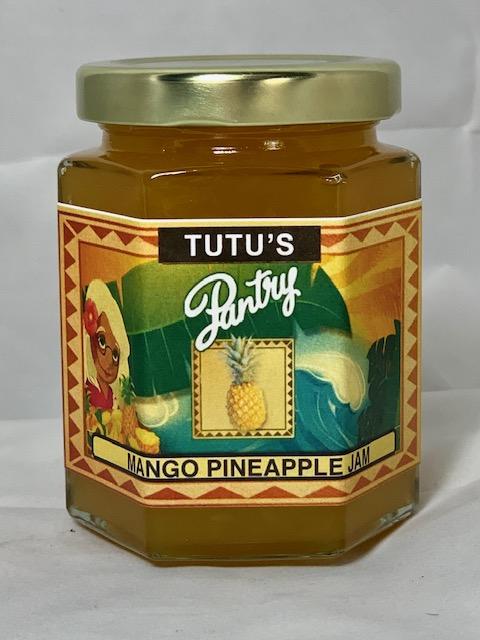 mango pineapple jam
