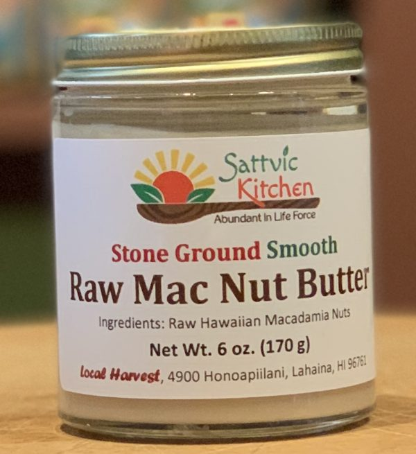 Tutu's Pantry - Raw Macadamia Nut Butter - Smooth - 1