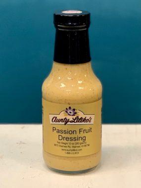 passion fruit dressing