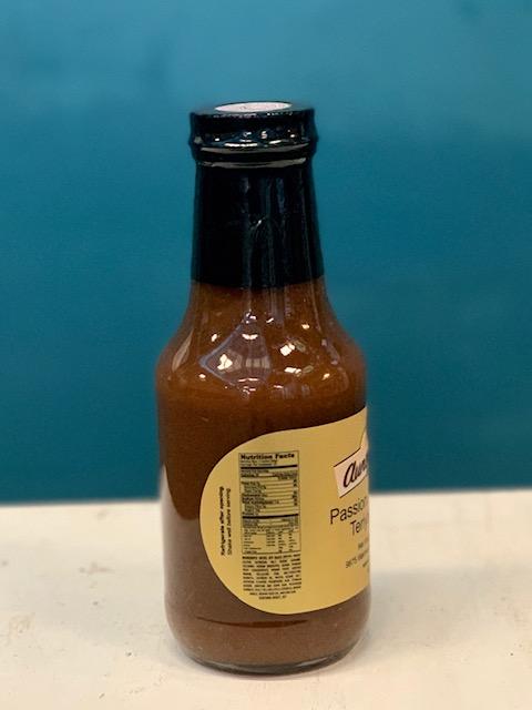 passion wasabi teriyaki sauce