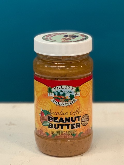 coffee peanut butter