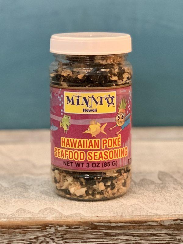 Tutu's Pantry - Minato Hawaiian Poke Seafood Seasoning - 1