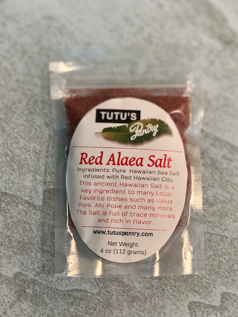 red alaea salt