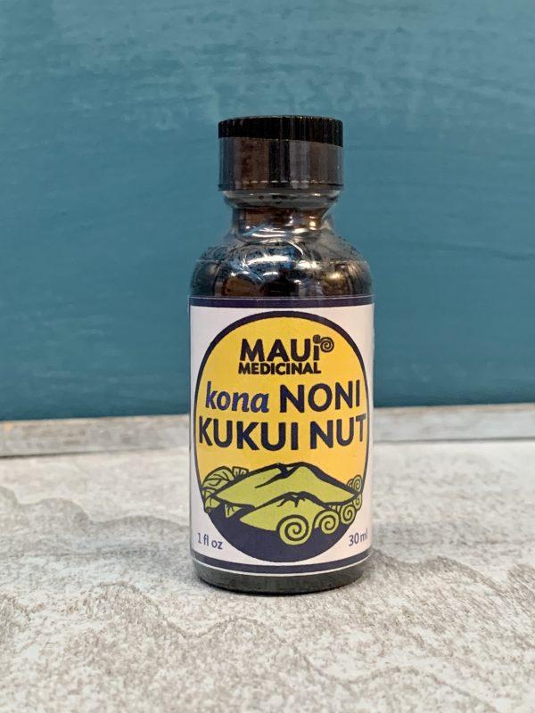 Tutu's Pantry - Kona Noni Kukui Nut Oil - 2