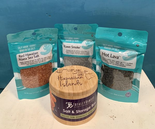 Tutu's Pantry - Hawaiian Condiments and Macadamia Nuts Gift Set - 6
