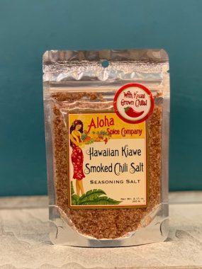 hawaiian smoked chili salt