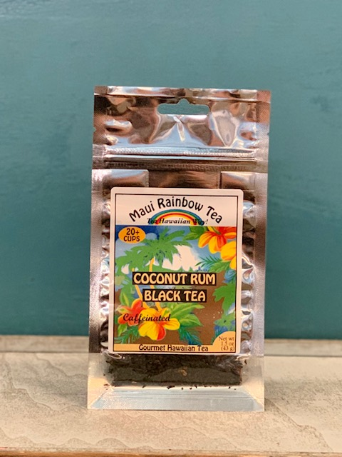coconut rum black tea