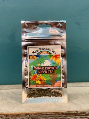 mango papaya green tea