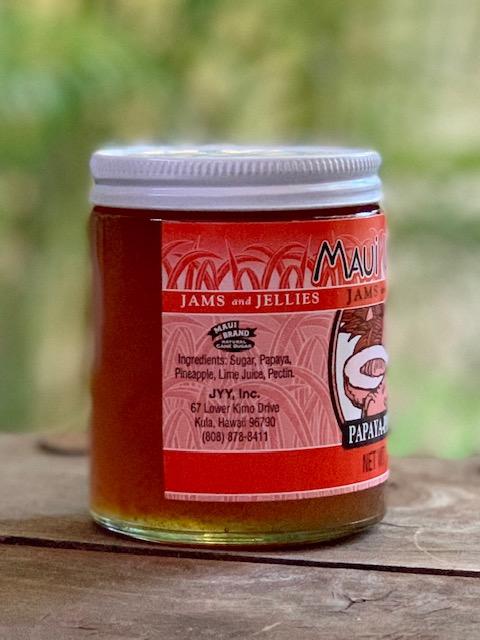 papaya pineapple jam