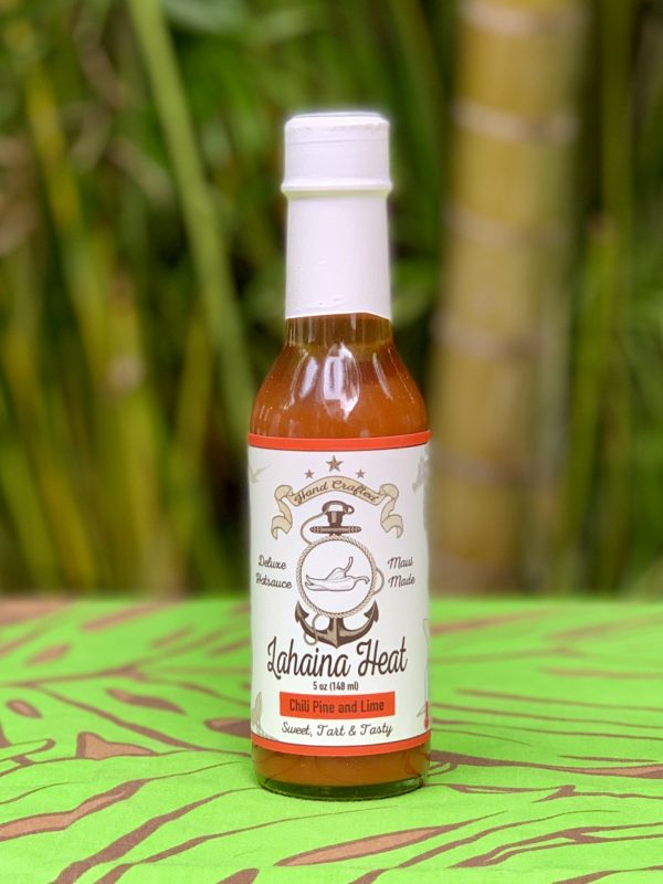 Tutu's Pantry - Lahaina Heat - Chili Pine & Lime - 2