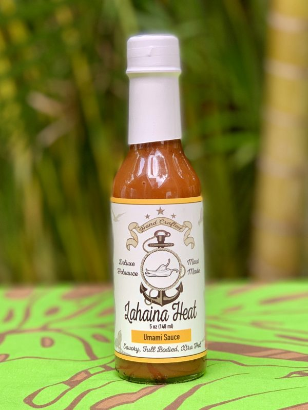Tutu's Pantry - Lahaina Heat - Umami Sauce - 2