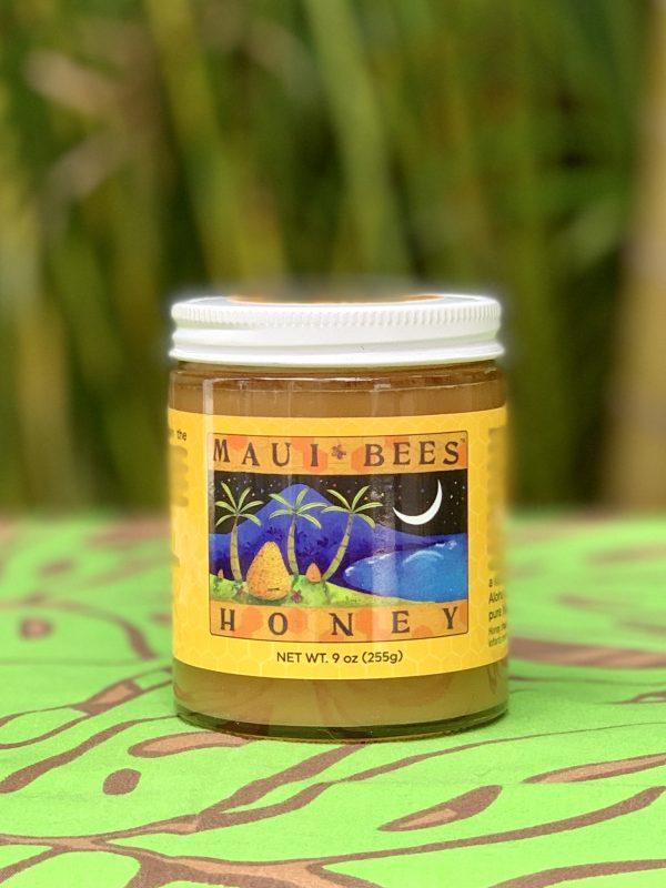 Tutu's Pantry - Maui Bees Winter Honey 9oz - 1