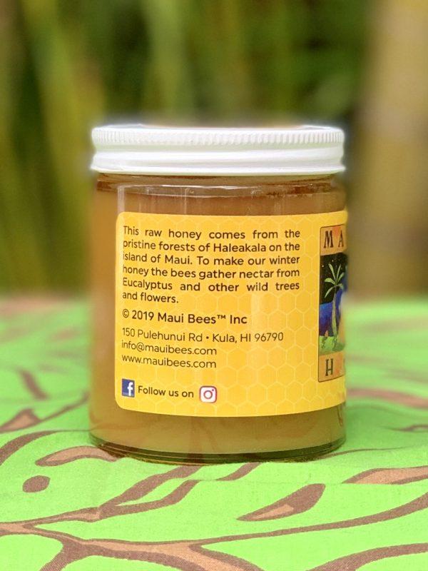 Tutu's Pantry - Maui Bees Winter Honey 9oz - 2