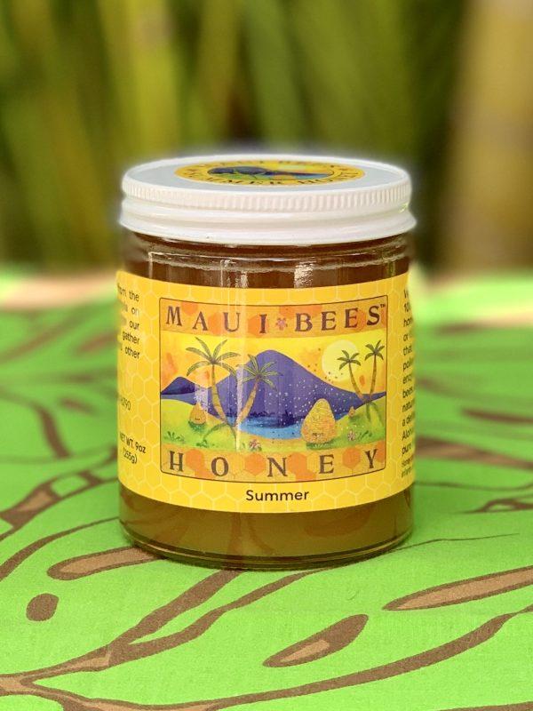 Tutu's Pantry - Maui Bees Summer Honey 9oz - 1
