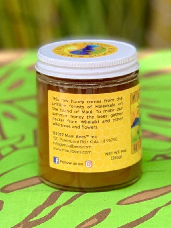 Tutu's Pantry - Maui Bees Summer Honey 9oz - 2