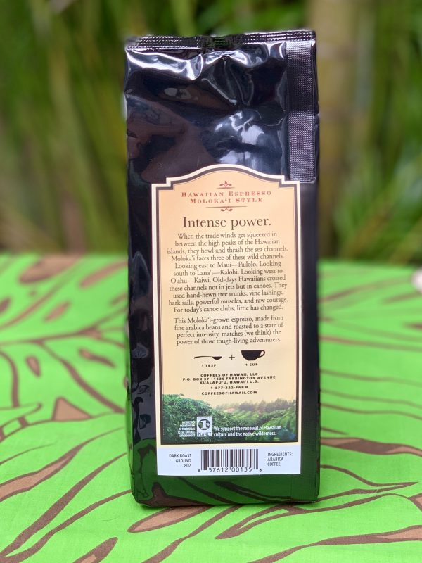 Tutu's Pantry - Coffees of Hawaii - Hawaiian Espresso Ground - 2