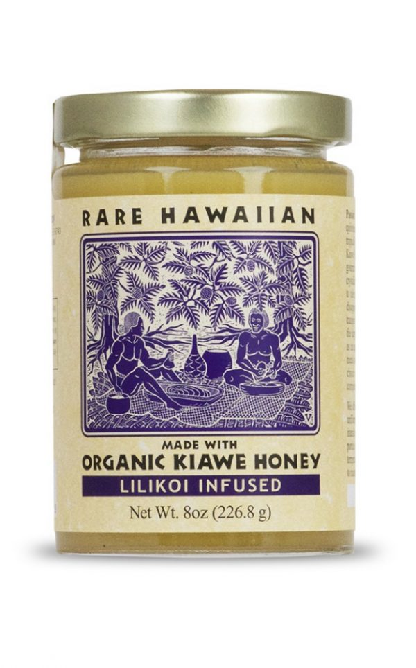 Tutu's Pantry - Rare Hawaiian Organic Kiawe Honey Lilikoi Infused - 1