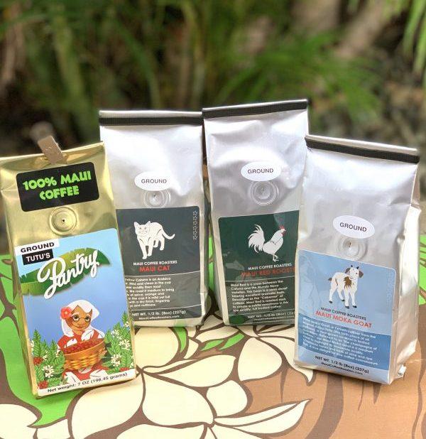 Tutu's Pantry - Maui Gourmet Coffee Gift Set - 1