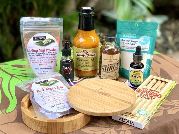 Tutu's Pantry - Hawaiian Happy Hour Gift Set - 1