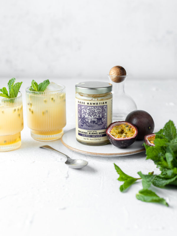 Tutu's Pantry - Rare Hawaiian Organic Kiawe Honey Lilikoi Infused - 3