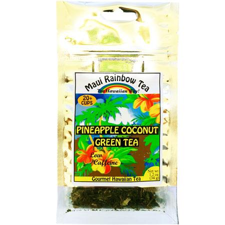 Tutu's Pantry - Maui Rainbow Tea - Pineapple Coconut Green Tea - 1