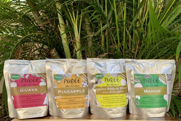 Tutu's Pantry - Mango Puree - 1 lb - 2