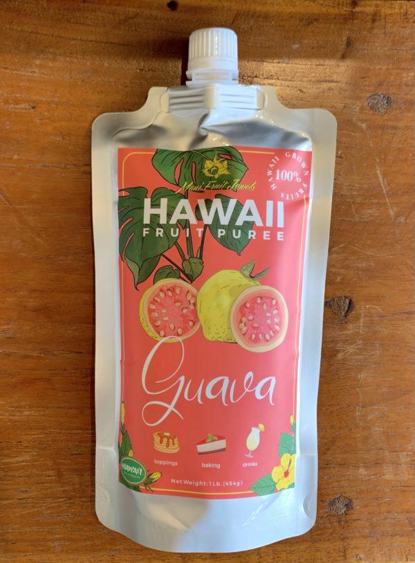 Tutu's Pantry - Hawaiian Fruits Puree - 4 lbs - 6