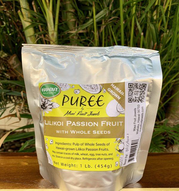 Tutu's Pantry - Hawaiian Fruits Puree - 4 lbs - 4