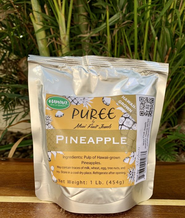 Tutu's Pantry - Hawaiian Fruits Puree - 4 lbs - 3