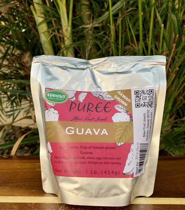 Tutu's Pantry - Hawaiian Fruits Puree - 4 lbs - 2