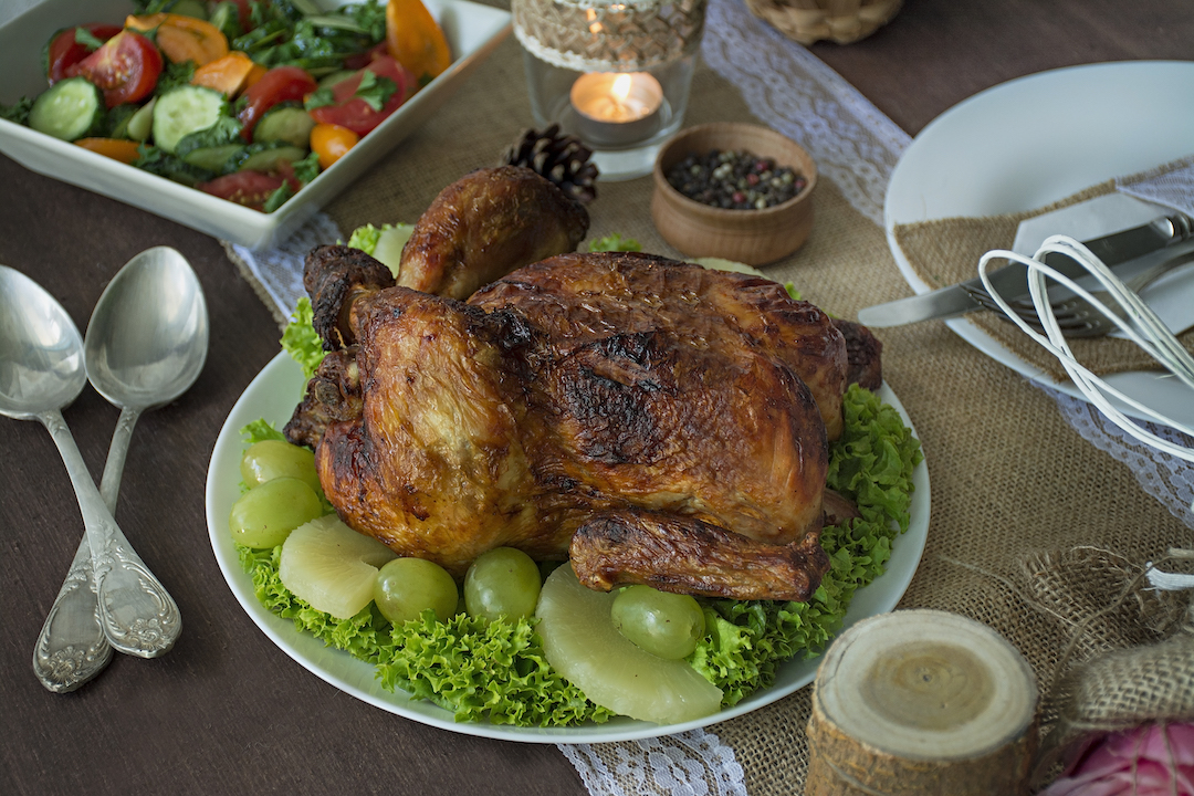 Tutu's Pantry - Roasted Cornish Hens with Pineapple Poultry Seasoning - 7